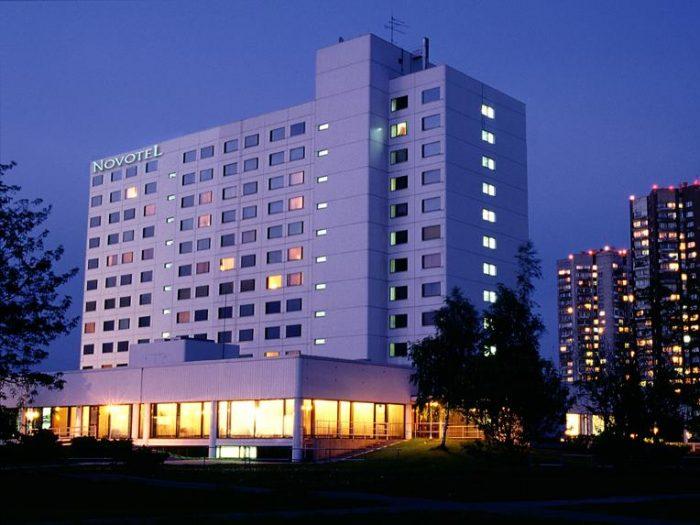 Hotel Novotel w Katowicach