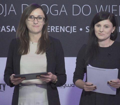Marlena Machura, Anna, Górska-Zychla, redaktor zarządzające MOSTÓW i MAGAZYNU AUTOSTRADY